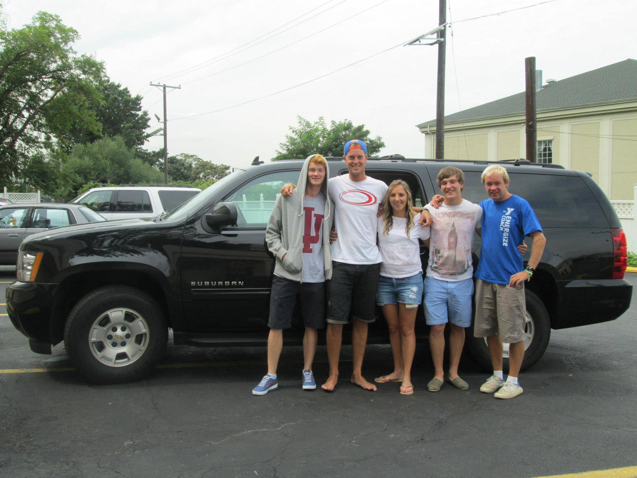 Niagara Falls Crew