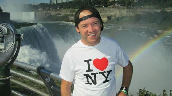 Niagara Falls Selfie
