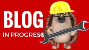 Blog Plans: Part 1
