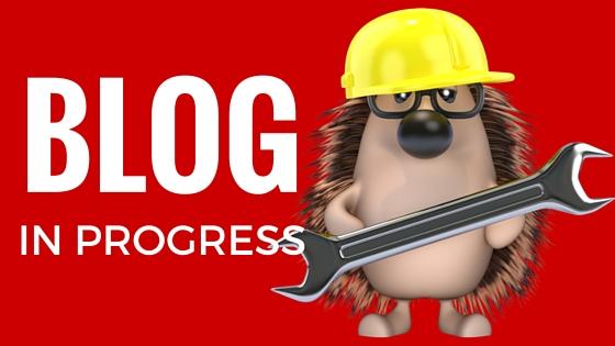 blog in progress