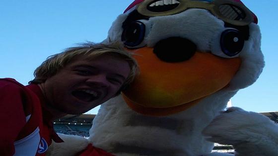 Sydney Swans Mascot