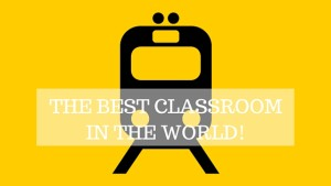 The Train: The Most Under Utilized Classroom In The World